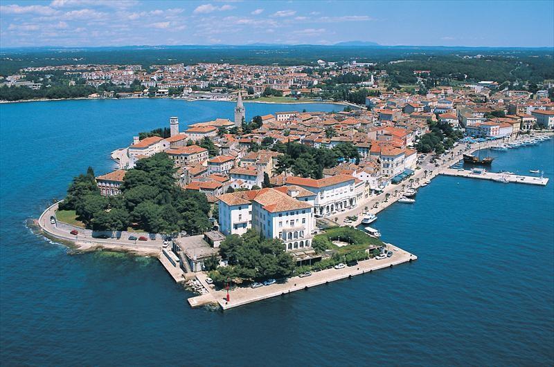 Praga viaggi soggiorno nella costa istriana viaggio for Soggiorno in croazia